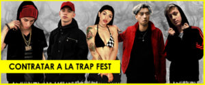 Contratar Trap Fest