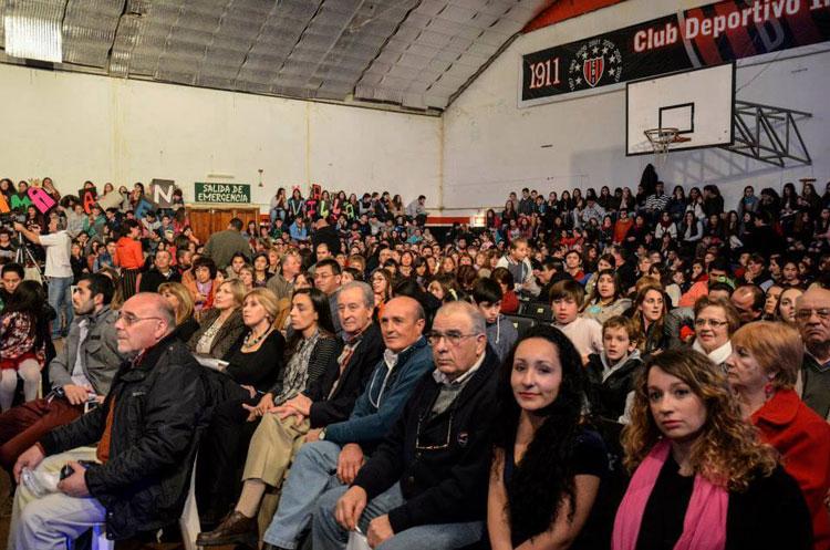 99 Aniversario de Adolfo González Chaves