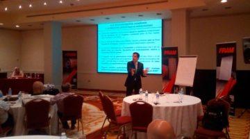 Carlos Melconian en charla para FRAM