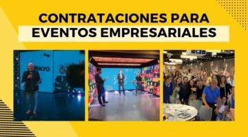 contratar shows para eventos empresariales