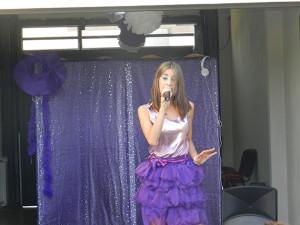 contratar a violetta disney