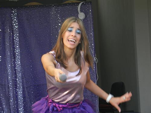 contratar musical violetta
