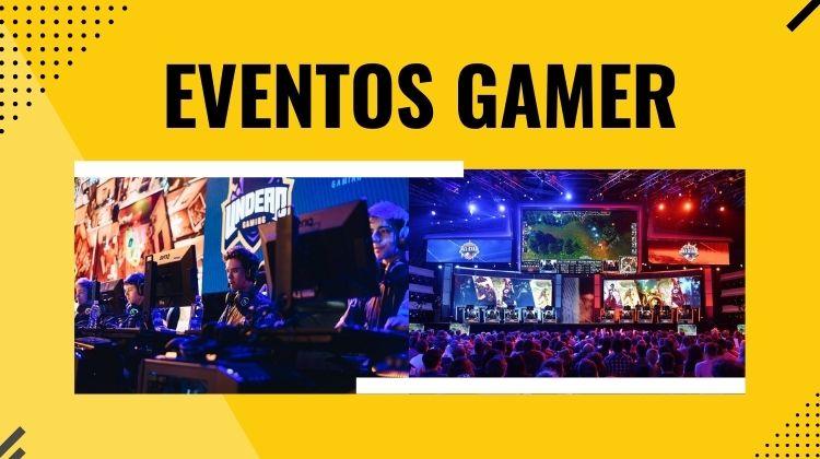 organizacion de eventos gaming