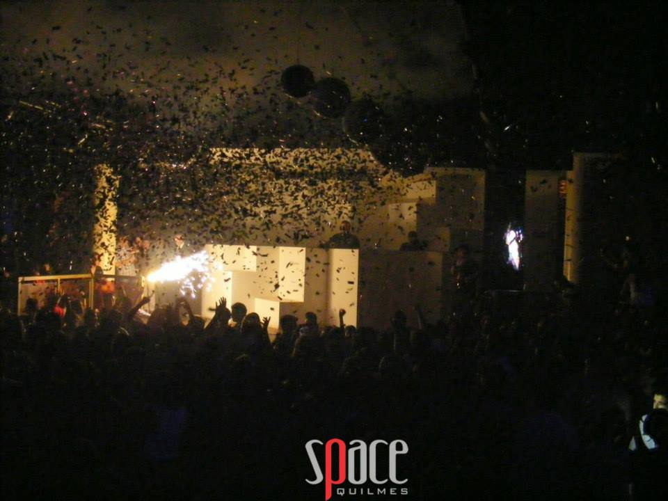 MArco Antonio caponi en club space