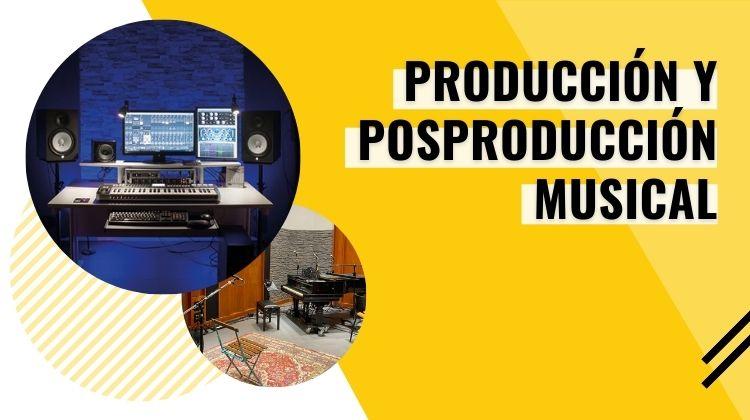 produccion musical