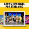 contratar shows infantiles por streaming