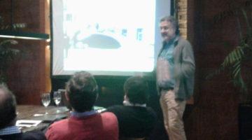 Alejandro Rozitchner: Agroservicios en el Howard Johnson