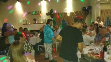 Alfredo silva en cumpleaños, Berazategui