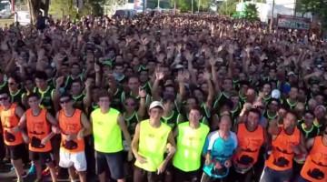 Amar Azul en la Maratón de Reyes 2015 en Concordia