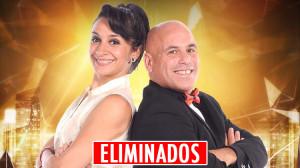 Anita Martinez y Bicho Gomez - Bailando por un sueño 2015