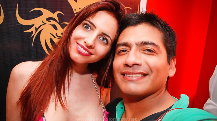 Annalisa Santi en Show Kolor Show, Jujuy