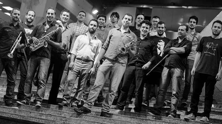 Anonimus Big Band contrataciones