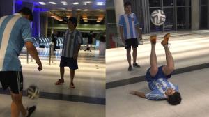 Argentina Fútbol Freestyle contrataciones