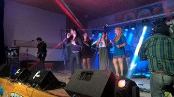 Ariel Pucheta y la Otra Dimensión en Aniversario de Rio Pico