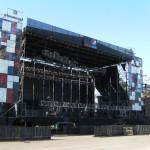 Alquiler de escenarios para festivales