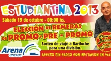 Bahiano en el Estadio Arena UNCAUS, Chaco