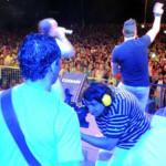 Los Puntos Cardenales y Los Rebos @ Fiesta de la Playa
