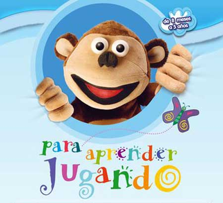 Mono Bubba Aprender jugando