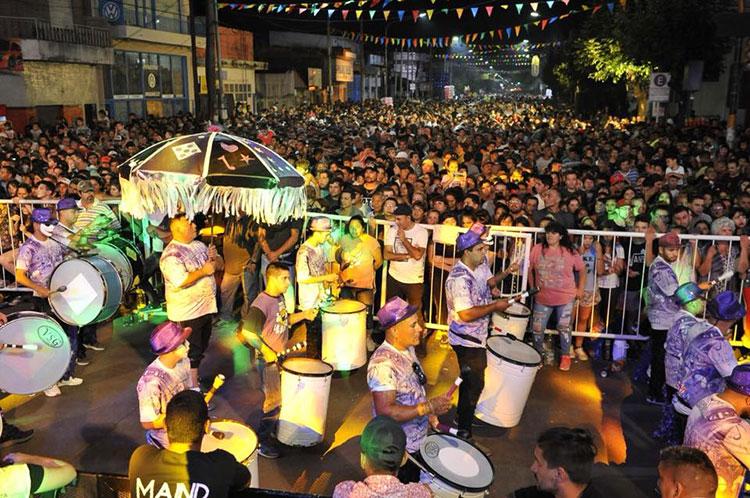 Carnavales de la Alegría