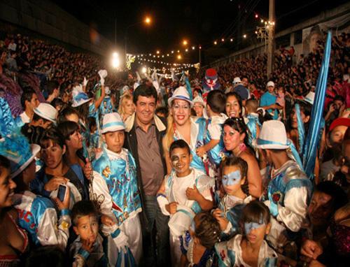 Kapanga en los Carnavales de la Alegría 2014