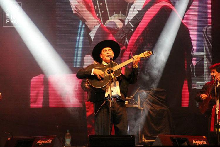 Chaqueño Palavecino en la Fiesta Nacional del Pionero (Neuquén)