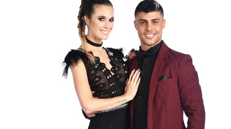 Chechu Bonelli y Facundo Insúa - Bailando por un sueño 2017