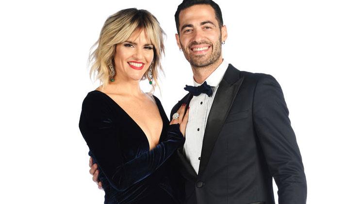 """Mariela """"Chipi"""" Anchipi y Mauro Caiazza - Bailando por un Sueño 2017"""