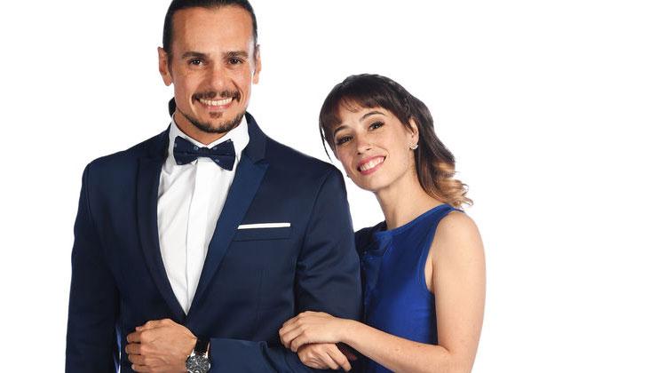 Christian Sancho y Nina Iraolagoitia - Bailando por un sueño 2017