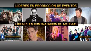 contratacion de artistas