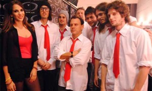 Contratar a Cumbia Cool, tributo a Agapornis
