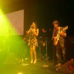 Cumbia Cool en Sitio Palermo, fiesta de Mostaza