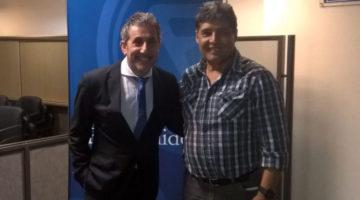 Alejandro Gardinetti para Federación Patronal Seguros