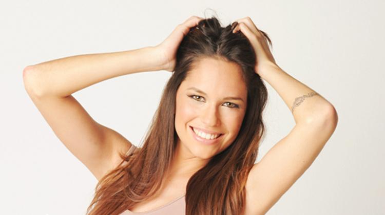 Sofia Gonzalez belleza argentina