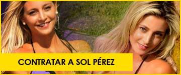 contratar a Sol Pérez