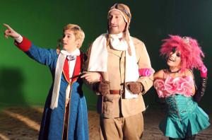 El Principito, la comedia musical