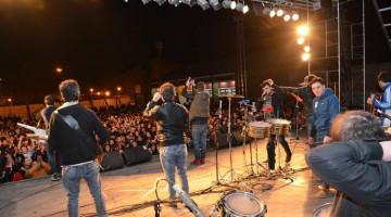 Los Totora en Estudiantina 2015, Pampa del Indio