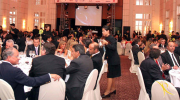 Contrataciones para eventos empresariales
