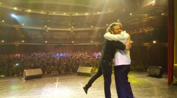 Yayo con todo! en el Teatro Broadway, Rosario