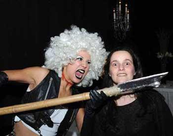 Contratacion de Shows para Halloween