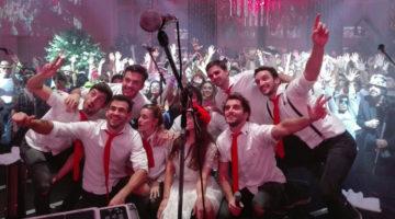 Agapornis, Fiesta de 15 en el Hotel Faena