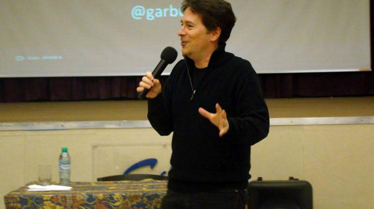 Contratar a Gerry Garbulsky