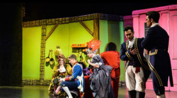 La Cenicienta, un cuento musical