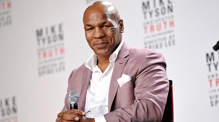 Contratar a Mike Tyson