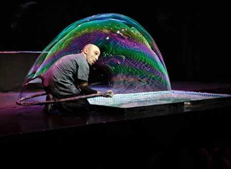 Contratacion de 100% Burbujas