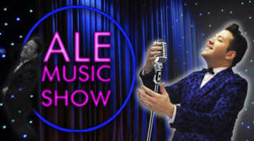 Ale Music Show, tributo a Luis Miguel