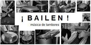 Contratar a Bailen, percusion