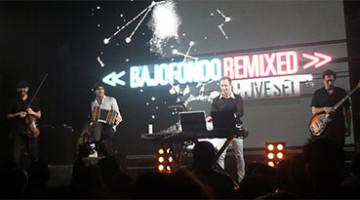 Bajofondo Remixed