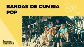 contrata bandas de cumbia pop