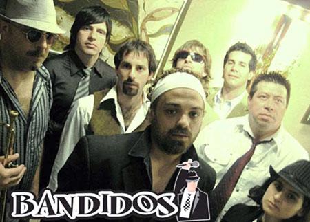 Contratar a Bandidos - Tributo Fabulosos Cadillacs