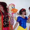 Contratar a Blancanieves y Aladino en el pais de los sueños